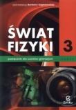 Świat fizyki klasa 3 Podręcznik