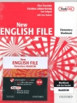 New English File Elementary. Workbook (with Key Booklet, MultiROM)