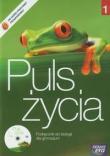 Puls życia 1 Biologia Podręcznik z płytą CD