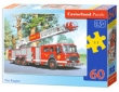 Puzzle Fire Engine 60